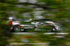 Long and Bergmeister win drivers' championship in the 2010 ALMS 2