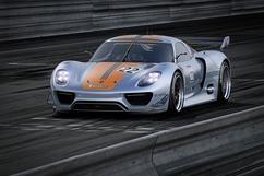 918 RSR: New Hybrid Racer 1