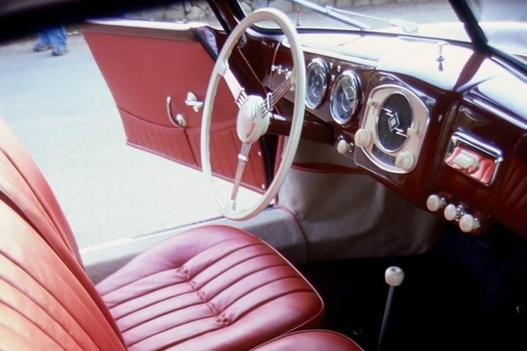 1951 356 Gläser Cabriolet 11