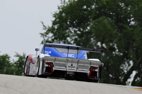 Back stateside, Road America. Photo by Bob Chapman/AutosportImage.com