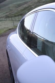 Driven: 2011 Panamera Turbo 7
