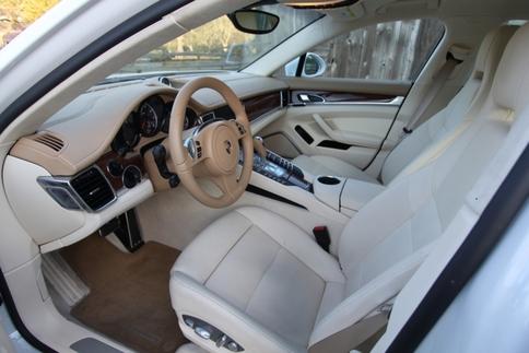 Driven: 2011 Panamera Turbo 9