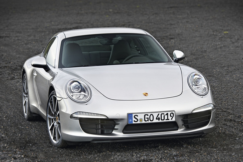 Porsche to start taking orders for new 911 on September 1 1