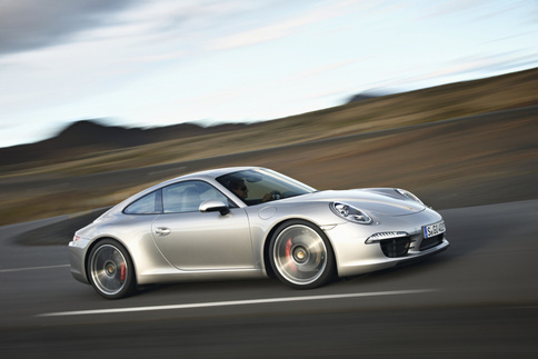 Porsche to start taking orders for new 911 on September 1 3