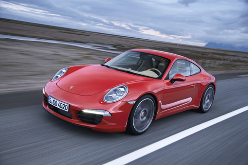 Porsche to start taking orders for new 911 on September 1 6