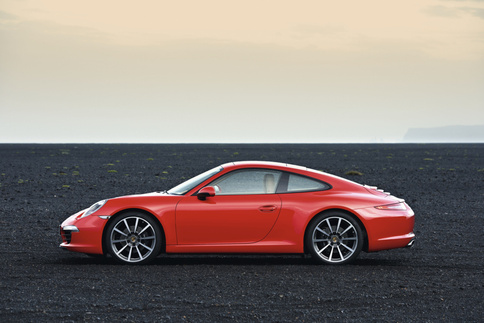 Porsche to start taking orders for new 911 on September 1 8