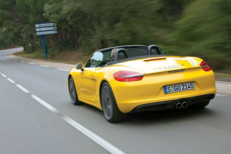2013 Boxster S 4