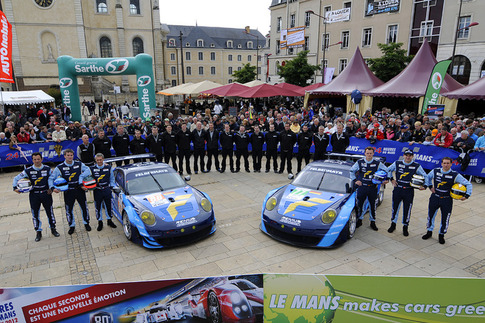 24 Hours of Le Mans: Updated daily 17