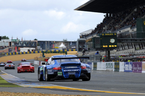 24 Hours of Le Mans: Post-race 1