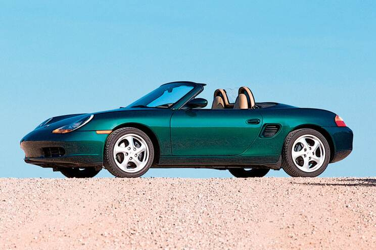 "Four ""Everyday"" Porsches for $10K—or less 0"