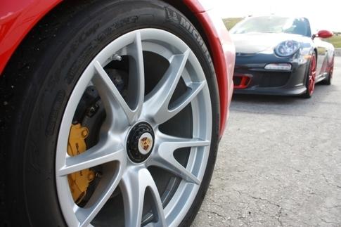 Porsche recalls hundreds of GT3s due to faulty rear wheel hubs 0