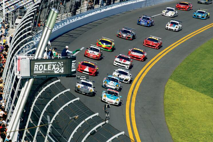2013 Rolex 24 at Daytona 1