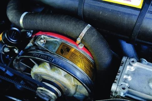 911 SC Engine