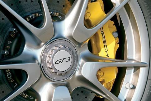 2010 997 GT3 2