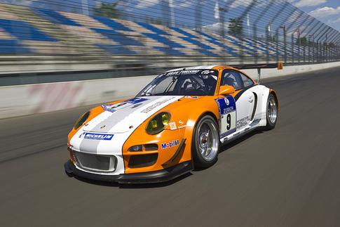 GT3 R Hybrid Nurburgring