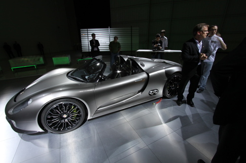 918 Spyder Concept Walk-around 5