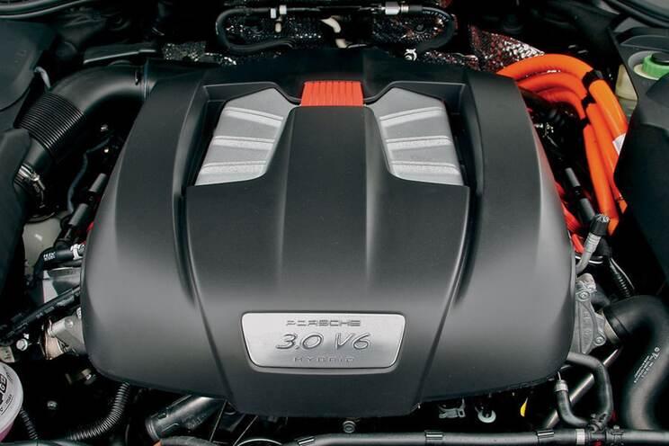 Cayenne S Hybrid 2
