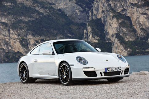 The Carrera GTS coupe will be priced at $103,100. Photo courtesy Porsche