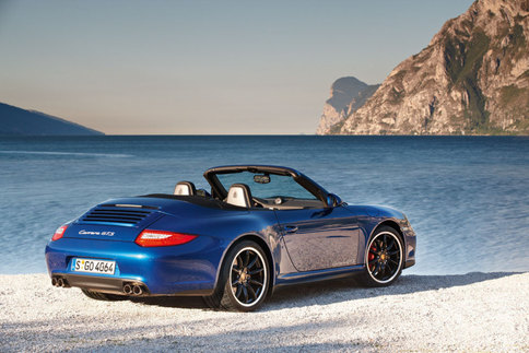 The Cabriolet will be priced at $112,900. Photo courtesy Porsche