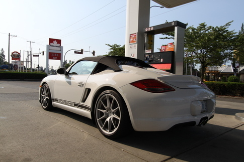 Video: British Columbia by Boxster Spyder 4