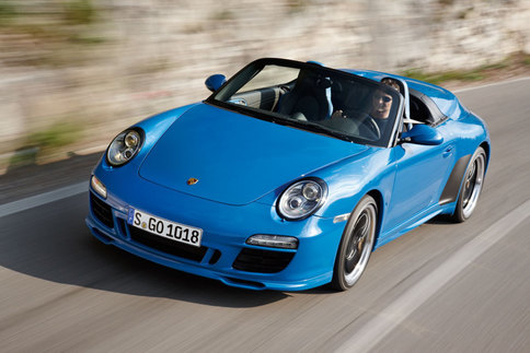 Limited edition 911 Speedster model to be added to 997 lineup 4