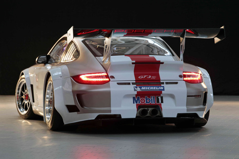 Three GT3 Rs to be sold in U.S. 4