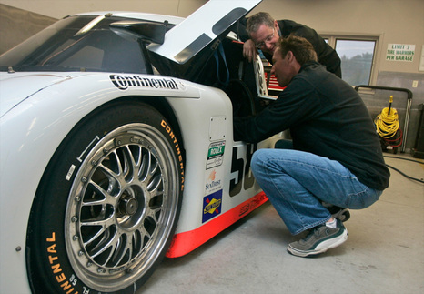 By Law: Pre-race season performance development and tire testing 5