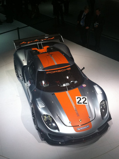 Porsche insiders explain 918 program 2