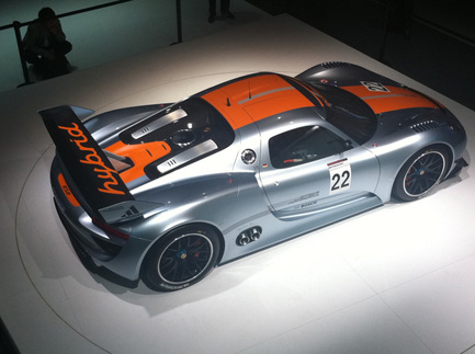 Porsche insiders explain 918 program 3