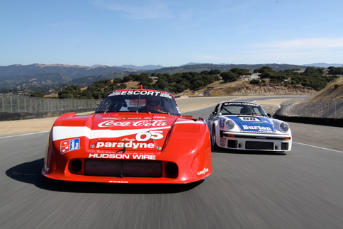 The Last 935 (left) and the Burton-Kremer 934. Photo by Pete Stout