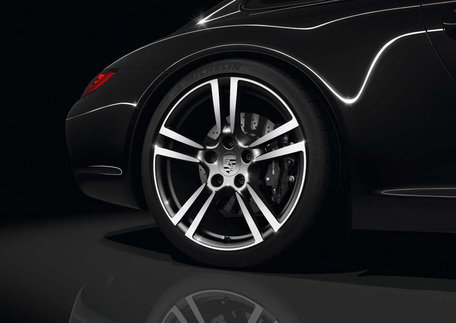 Porsche announces 911 Black Edition 10
