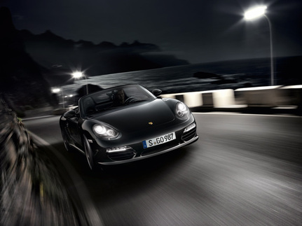 Update: Boxster S Black Edition to join 911 version 12