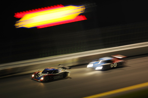 By Law: Daytona Prototype driver's journey through 24-hour race 6