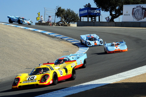 Rennsport Reunion 4 scheduled for October 2011 1