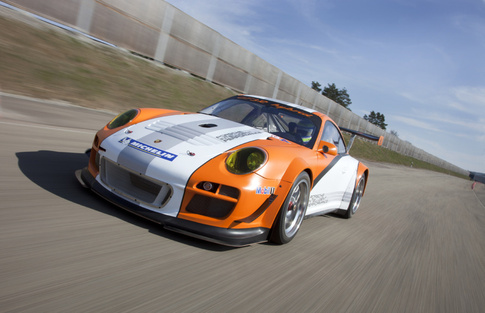 GT3 R Hybrid Version 2.0 announced, Cup car education offered 2