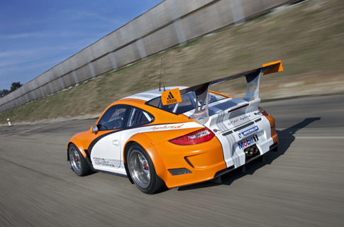 GT3 R Hybrid Version 2.0 announced, Cup car education offered 3