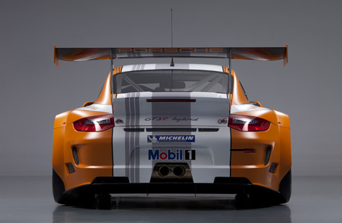 GT3 R Hybrid Version 2.0 announced, Cup car education offered 5