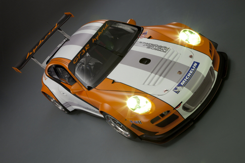GT3 R Hybrid Version 2.0 announced, Cup car education offered 7