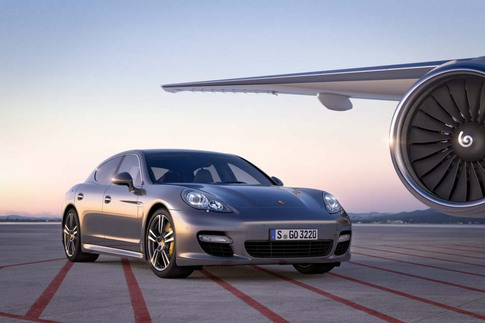 Porsche announces Panamera Turbo S 1