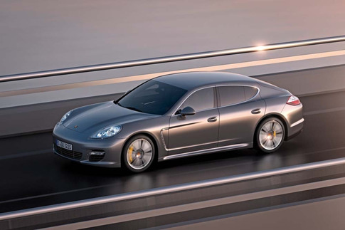 Porsche announces Panamera Turbo S 3