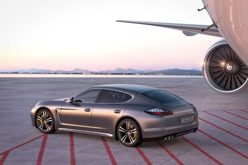Porsche announces Panamera Turbo S 5