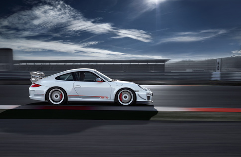 Porsche announces 911 GT3 RS 4.0 5
