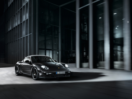 Cayman S Black Edition: Limited to 500 2
