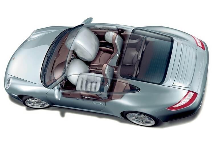 Porsche Airbag Systems 1