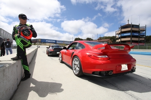 Video: GT2 RS vs. GT3 RS 1