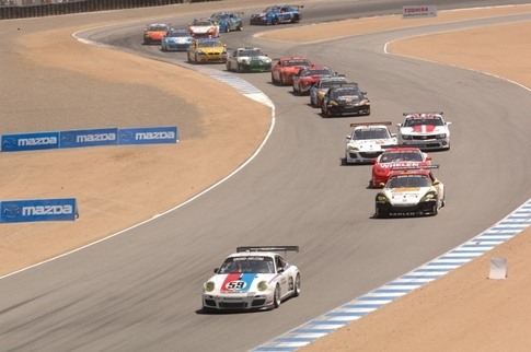 Brumos wins Rolex Grand-Am race at Laguna Seca 8