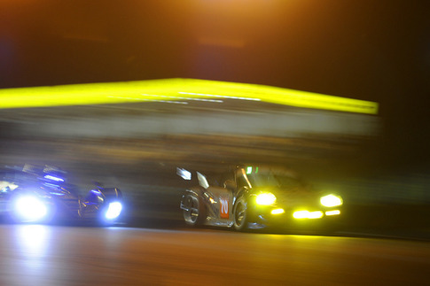 70 Larbre Competition – Belloc, Bourret, Gibon (GTE-Am): Dunlop Bridge