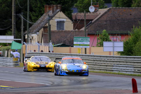 2011 24 Heures du Mans - Thru the Lens 13