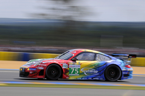 2011 24 Heures du Mans - Thru the Lens 27