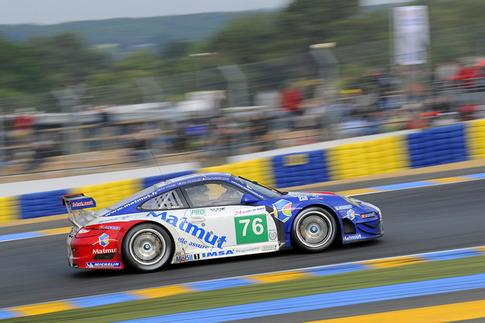 2011 24 Heures du Mans - Thru the Lens 58